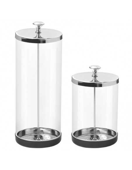 750 ML GLASS CONTAINER FOR TOOL DISINFECTION