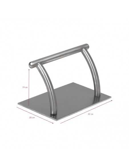 STERLING STAINLESS STEEL FOOTREST