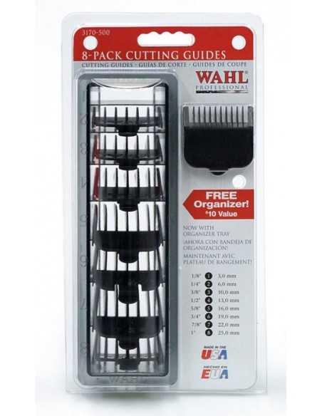 Tondeuse à cheveux professionnelle   4503-7161 Wahl Professional Set Peignes Adaptables