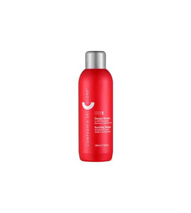 Shampoing Nutritif 1L LIGNE HAIR CARE SYSTEM
