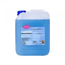 Stérilisateur UV  106157 BARBICIDE Spray désinfectant toutes surfaces, aromatique - recharge 5 L
