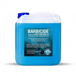 BARBICIDE Spray do dezynfekcji wszystkich powierzchni bez zapachu - uzupełnienie 5 L