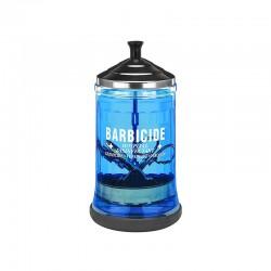 Stérilisateur UV  106163 BARBICIDE Récipient en verre pour la désinfection 750 ml