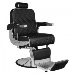 HAIR SYSTEM BARBER CHAIR IMPERIAL X BLACK