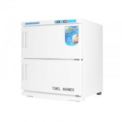 Stérilisateur UV  130980 CHAUFFE-SERVIETTES AVEC STERILISATEUR UV-C 32 L DOUBLE BLANC