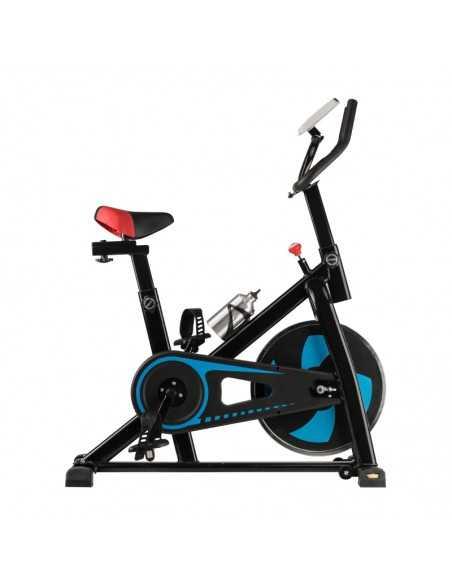 Fitness  135134 VÉLO SPINING VÉLO BIKING 20 NOIR-BLEU