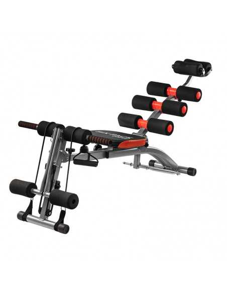 Fitness  135139 PACK DE SIX BANC ABDOMINAUX