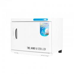 Stérilisateur UV  130979 CHAUFFE-SERVIETTES AVEC STERILISATEUR UV-C 23 L BLANC