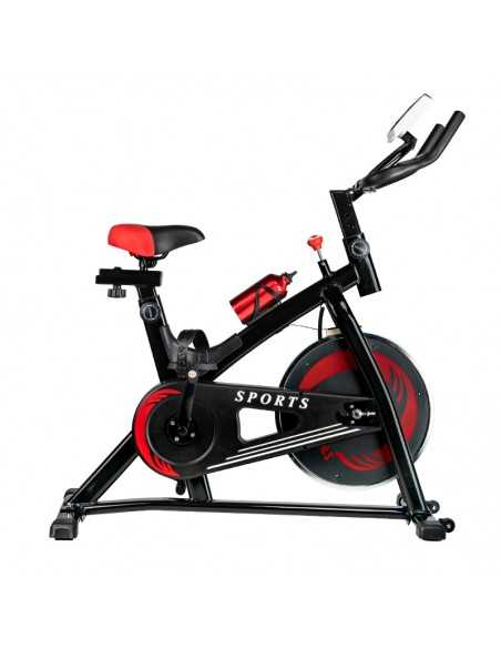 Fitness  128712 VÉLO SPINING VÉLO BIKING 14 NOIR