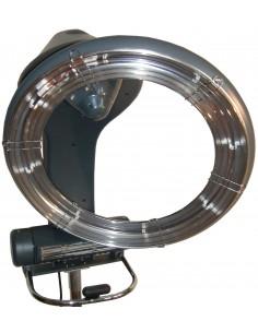 Climazon  001954 Climazon Infrarouge Rotatif 1300W gris