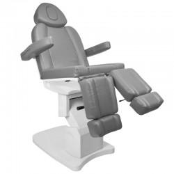 Table de Massage  110577 FAUTEUIL D'ESTHÉTIQUE ÉLECTRIQUE 3 MOTEUR 708AS PEDI