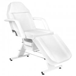 Table de Massage  122350 FAUTEUIL D'ESTHÉTIQUE BASIC 202 BLANC