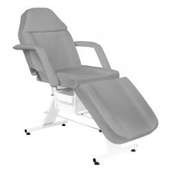 Table de Massage  123760 FAUTEUIL D'ESTHÉTIQUE BASIC GRIS 202