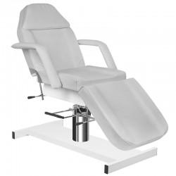Table de Massage  123761 FAUTEUIL D'ESTHÉTIQUE HYDRAULIQUE GRIS A 210