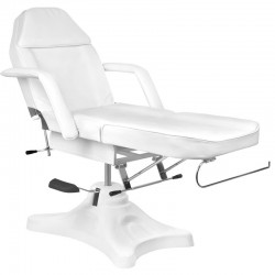 Table de Massage  100715 FAUTEUIL D'ESTHÉTIQUE HYDRAULIQUE BLANC A 234