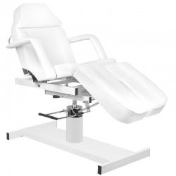 Table de Massage  100714 FAUTEUIL D'ESTHÉTIQUE HYDRAULIQUE BLANC. A 210C