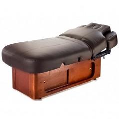 Table de Massage  HZ-3361A-5HM Lit de massage spa LOLA Marron