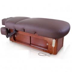 Lit de massage spa LOLA Marron