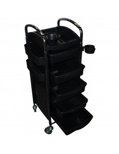 Table de service rack Trolley 001088