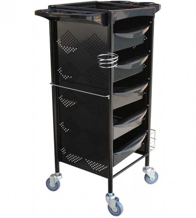 Table de service rack Trolley 001589