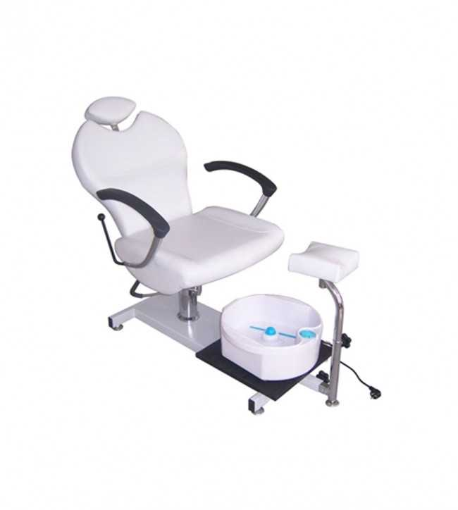 FAUTEUIL DE PEDICURE INCLINABLE