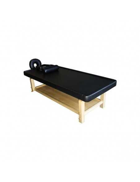 Table de Massage  001449NB Table de massage Ayurvédiques noir