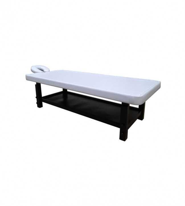 Table de Massage  001449BN Table de massage Ayurvédiques blanc