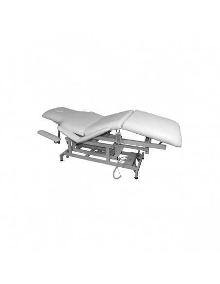 Table massage pro electrique BLANC