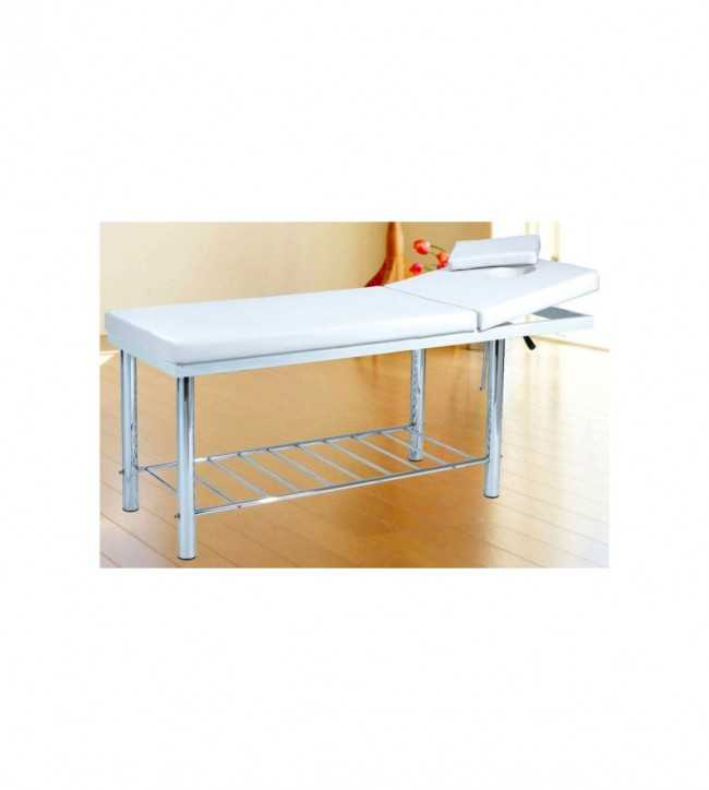 TABLE DE MASSAGE INOX 3 PLANS