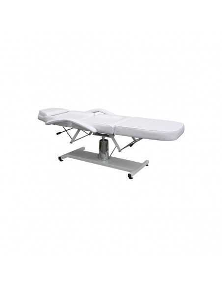 Hydraulic aesthetic chair 3 sections white