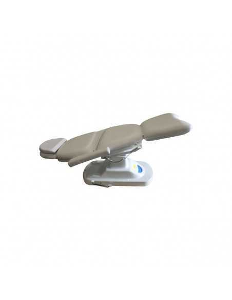 White electric beauty care chair
