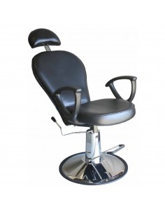 Fauteuil Maquillage NOIRE TAORMINA