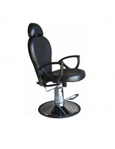 Fauteuil Maquillage  001603 Fauteuil Maquillage NOIRE TAORMINA