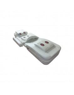 Matelas massage infrarouge  002018 Matelas massage infrarouge Thérapie