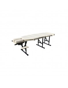 Table Chiropratique Portable beige