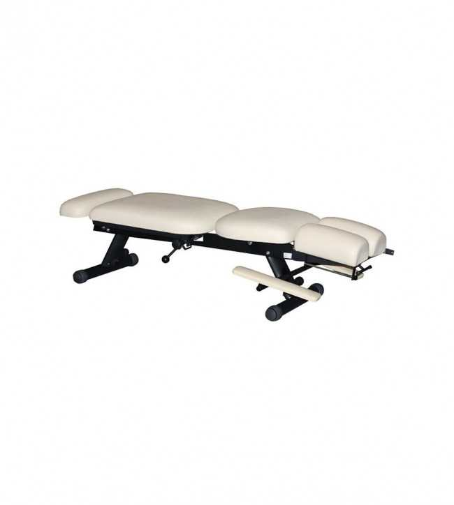 Table Chiropratique 4 section beige