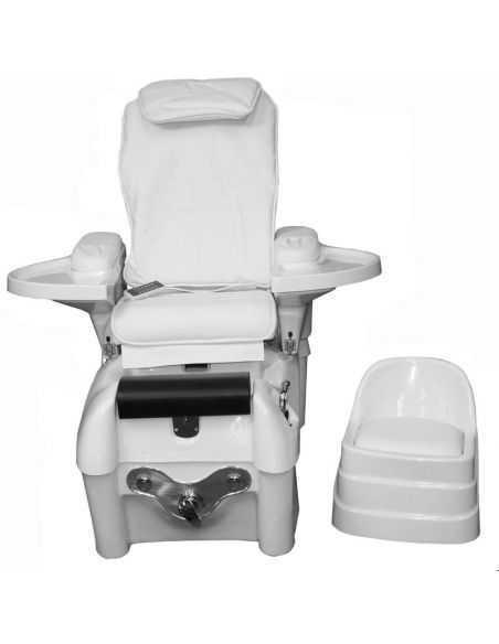 Pedicure Chair SPA PEDISPA White