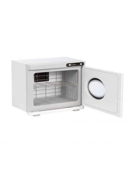 Handtuchwärmer und BEA Sterilisator