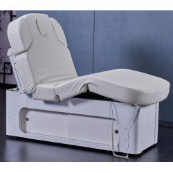 Table de Massage  HZ-3361A-3H Blanc Lit de massage spa ALMA Blanc