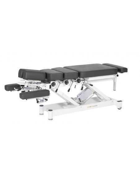 Table de Massage Chiropratique  EL08 Table fixe à drops chiropratique 6 plans