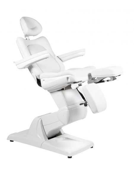 Sadira Electric Pedicure Chair White