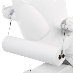 Fauteuils de Soin Pédicure  HZ-3870S-BL Fauteuil de pédicure sadira électrique Blanc