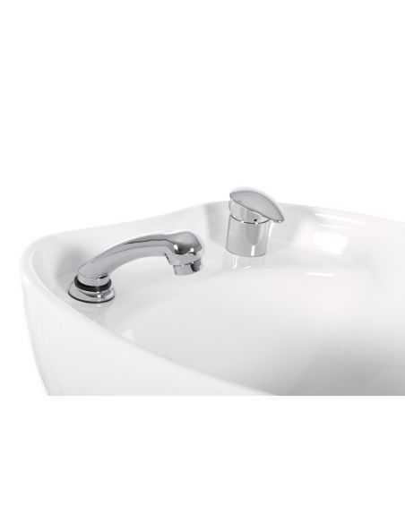 Bac à shampoing électrique lorenzo