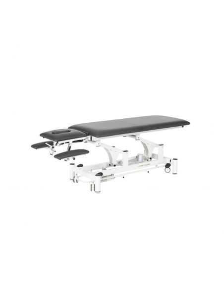 Table de physiothérapie  EL022Noir Table de traitement électrique Thai Noir