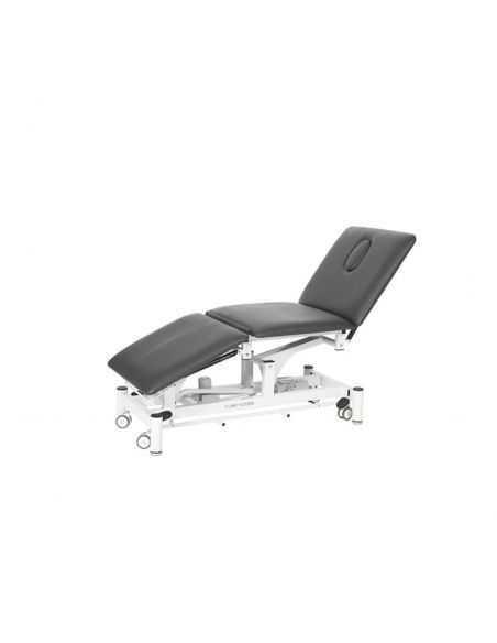 Table de physiothérapie  EL03ENoir Table de traitement électrique Dyna Noir