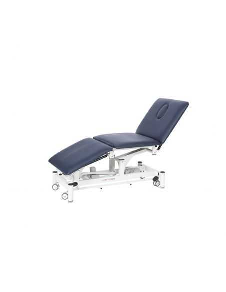 Table de physiothérapie  EL03EBleu Table de traitement électrique Dyna Bleu