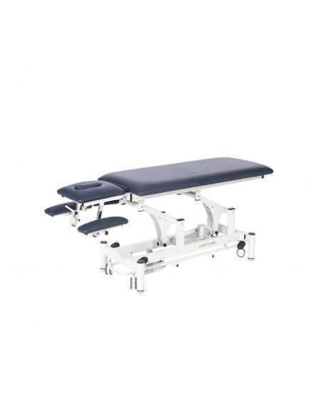 Table de physiothérapie  EL02Bleu Table de traitement électrique Watsu Bleu