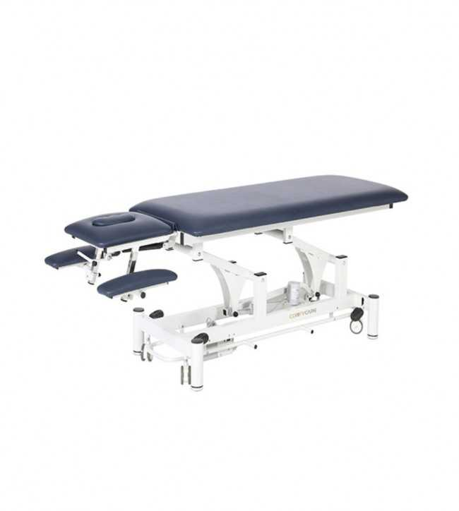 Table de physiotherapie  EL022Bleu Table de traitement électrique Thai Bleu